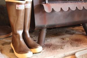 The staple shoe for every Alaskan, XTRATUF
