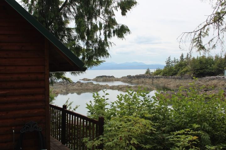 Alaskan Cabin in theWoods