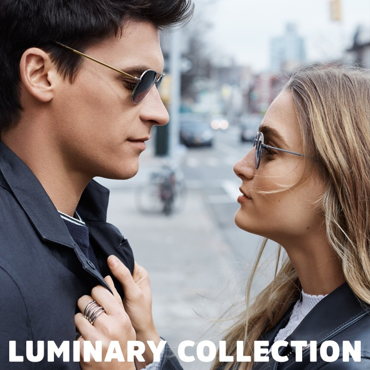 New Luminary Eyeglass Collection