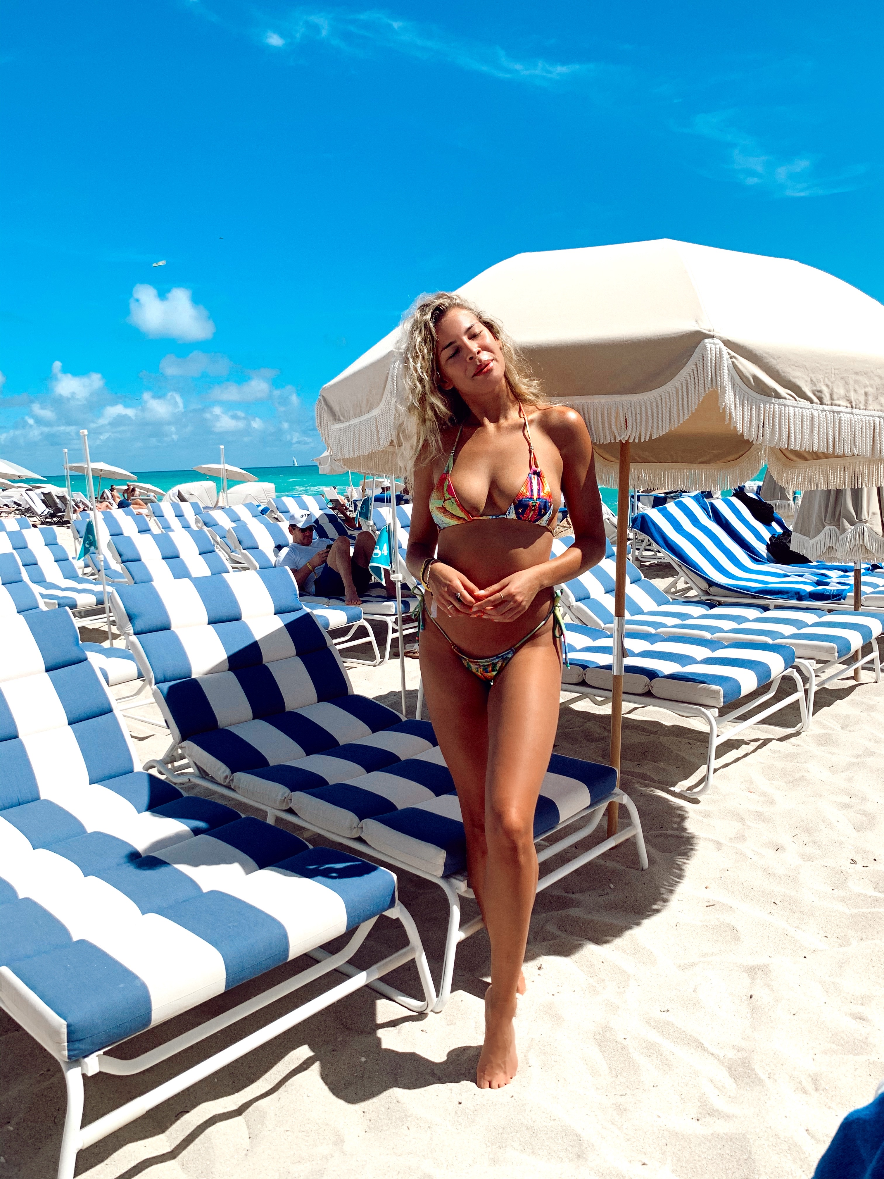 Aroon Duncanson bikini